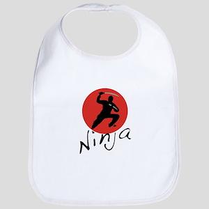Ninja Ninja Bib