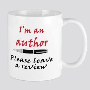 Leave a Review Mugs