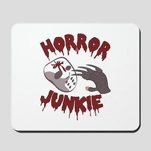 Horror Junkie Mousepad