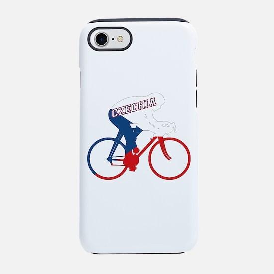 Czechia Cycling iPhone 7 Tough Case