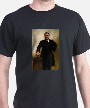 T Roosevelt by Sargent T-Shirt