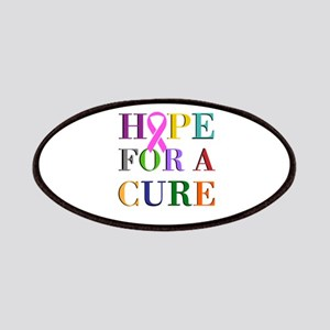 Hope For A Cure Patch