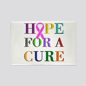 Hope For A Cure Magnets