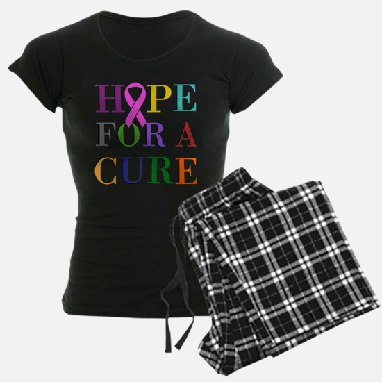 Hope For A Cure Pajamas