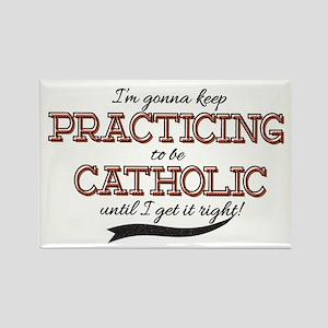 Practicing Catholic Magnets