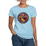 USS JULIUS A. FURER Women's Light T-Shirt