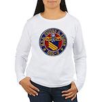 USS JULIUS A. FURER Women's Long Sleeve T-Shirt