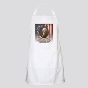 George Washington - Faith Apron
