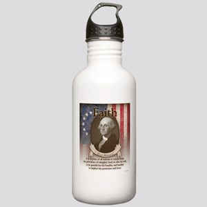 George Washington - Faith Water Bottle