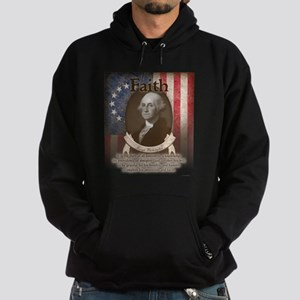 George Washington - Faith Hoodie