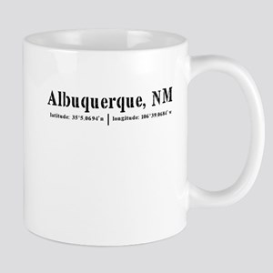 albuqueque, NM Mugs