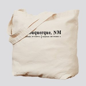 albuqueque, NM Tote Bag