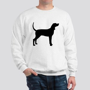 Coonhound Dog (#2) Sweatshirt