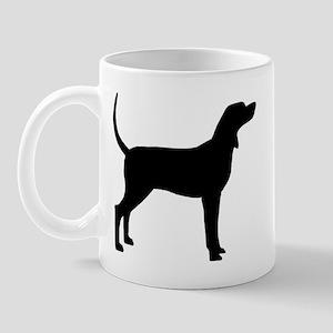 Coonhound Dog (#2) Mug