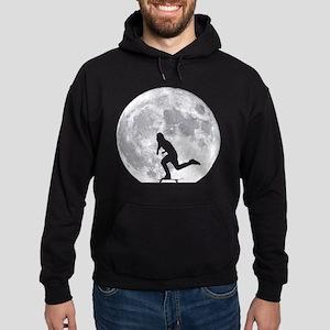 Moon Pushing Hoodie