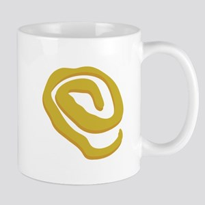 Yellow Sign Mugs