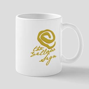 The Yellow Sign Mugs