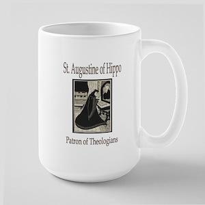 St. Augustine of Hippo Large Mug