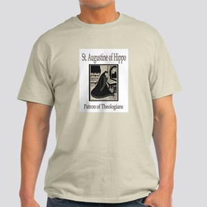 St. Augustine of Hippo Light T-Shirt