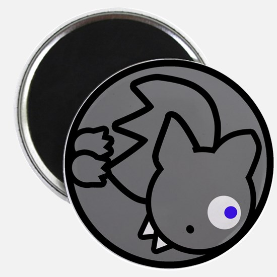 Fluffball Bat Magnet