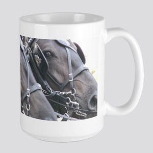 Percheron Horse Mugs