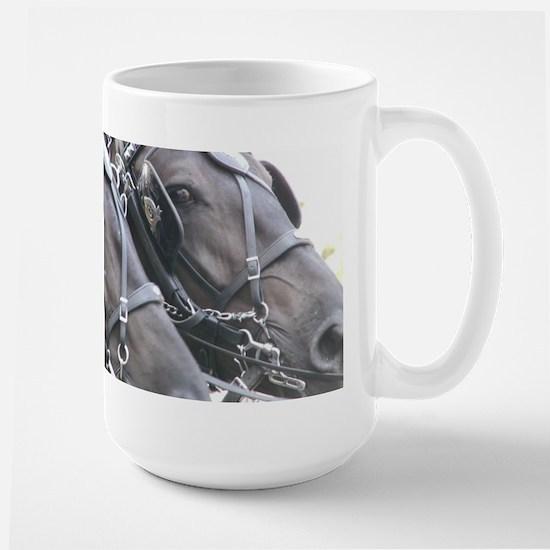 Percheron Horse Mugs