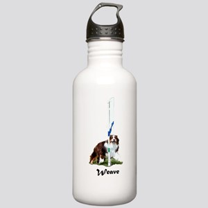 Aussie Weaving Stainless Water Bottle 1.0L