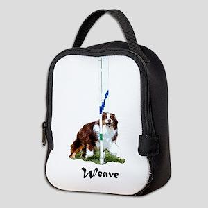 Aussie Weaving Neoprene Lunch Bag