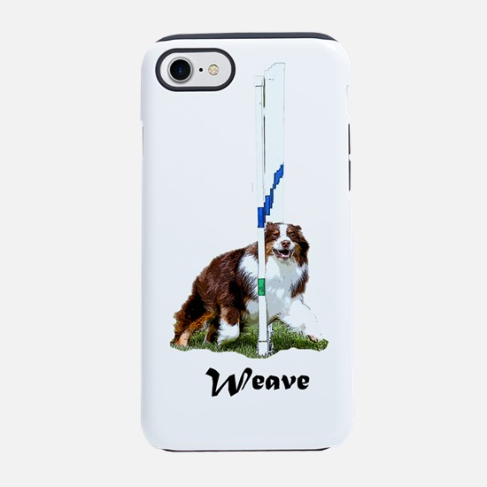 Aussie Weaving iPhone 7 Tough Case