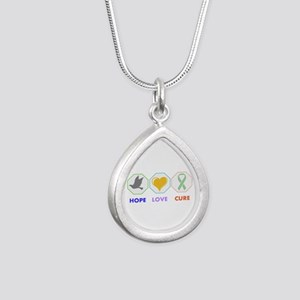 Hope Love Cure Necklaces
