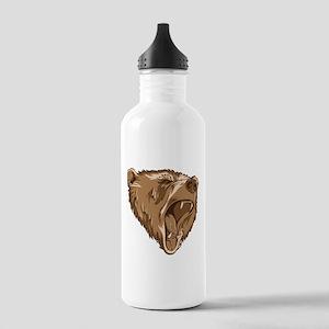 Roaring Bear Water Bottle