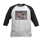 Bunny Coat Kids Baseball Jersey