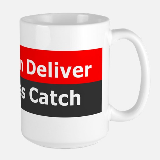 Midwives Catch Large Mug