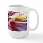 Native American Violets 15 oz Ceramic Large Mug