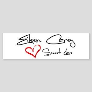 Sweet Love Bumper Sticker