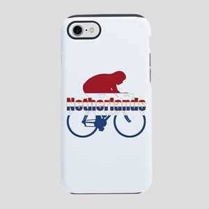 Netherlands Cycling iPhone 7 Tough Case