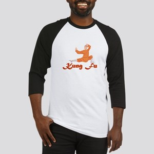 Kung Fu Kung Fu Baseball Jersey