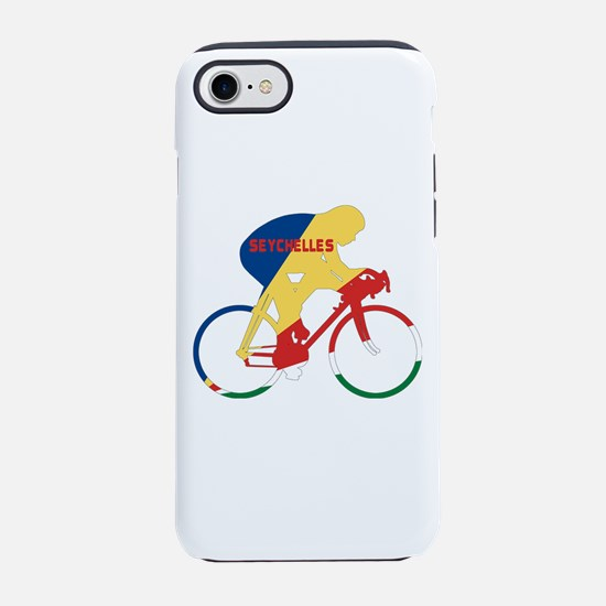 Seychelles Cycling iPhone 7 Tough Case