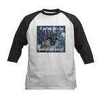Fox Coat Kids Baseball Jersey