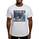 Fox Coat Light T-Shirt