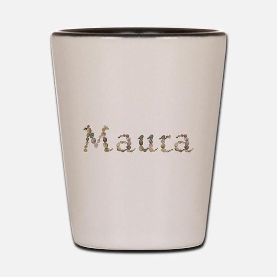 Maura Seashells Shot Glass