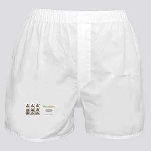 Sally Social Worker doing more paperw Boxer Shorts