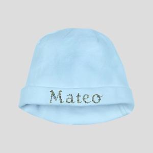 Mateo Seashells baby hat
