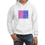 'Major League Survivor' Hooded Sweatshirt