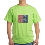 'Major League Survivor' Green T-Shirt