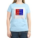 'Major League Survivor' Women's Light T-Shirt