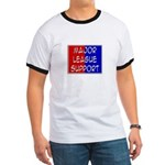 'Major League Support' Ringer T