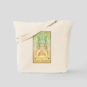 Saint Patrick Tote Bag