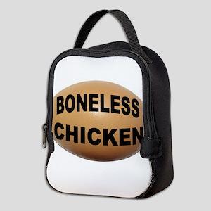 BONELESS CHICKEN Neoprene Lunch Bag