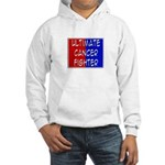 'Ultimate Cancer Fighter' Hooded Sweatshirt